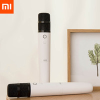 Xiaomi Karaoke Microphone Pure Wheat Smart Wireless TWS Microphone Intelligent Voice Control Microphone Home for Xiaomi TV