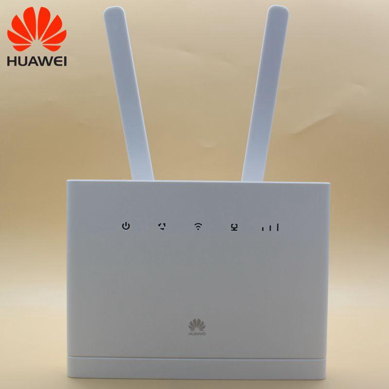 Unlocked Used Huawei B315 B315s 608 4G LTE CPE 3G 4G Wireless Router Wireless Gateway PK B315s 22,b310,B593, B3000 ,E5186
