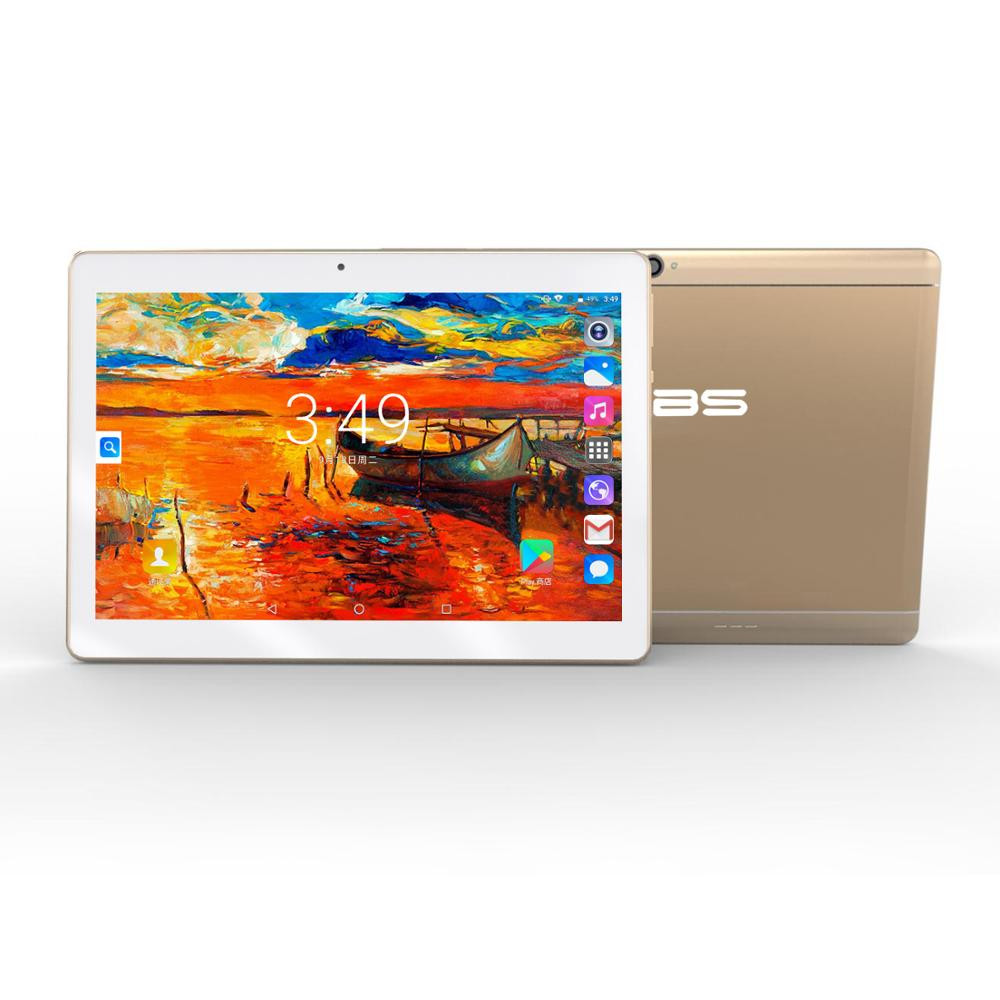 LNMBBS tablets 10.1 Android 7.0 Phablets 1GB+16GB IPS 1.3Hz 1920*1200 3G octa core WCDMA Golden tablet phone call gps play store lnmbbs car tablet android 5 1 octa core 3g phone call 10 1 inch tablette 1280 800ips wifi 5 0 mp function 1 16gb multi play card