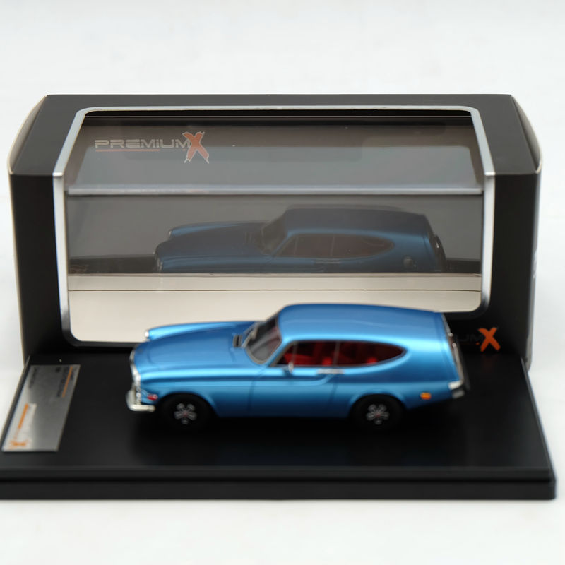 Premium X 1:43 Volvo P1800 ES Rocket 1968 PRD494R Resin Car Toys Models Limited Edition Auto Collection mini water pump brushless dc 12v 70w submersible pumps for fish tank aquarium fountain pond hydroponic m25