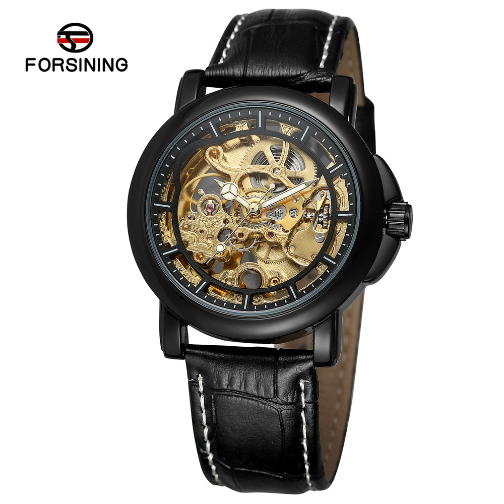 FORSINING Man Business Watches Automatic Mechanical Watch Men Self Wind Skeleton Clock Wristwatches Montre Homme Automatique 204FORSINING Man Business Watches Automatic Mechanical Watch Men Self Wind Skeleton Clock Wristwatches Montre Homme Automatique 204