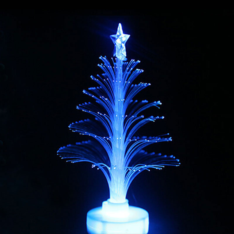 Fiber Optic Tree Christmas