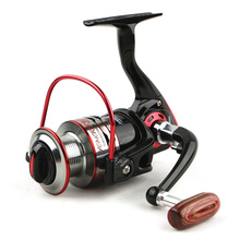 New 11BB 5.2:1 Spinning Spool Fishing Reel Wheel Aluminum Salt Freshwater Fish Gear Tools MH1000-7000 Series ALS88