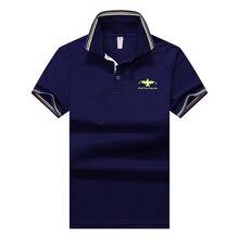 New arrival fashion summer men's sports t-shirt cotton casual polo shirt men short sleeve brand golf t-shirt size M-3XL TS112
