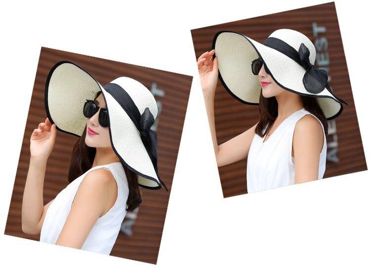 15 Chapeau de soleil été plage