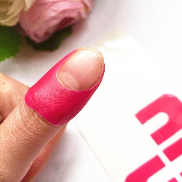 2PCS Nail Art Cuticle Protective Sticker Easy for Polish Apply 5 ...