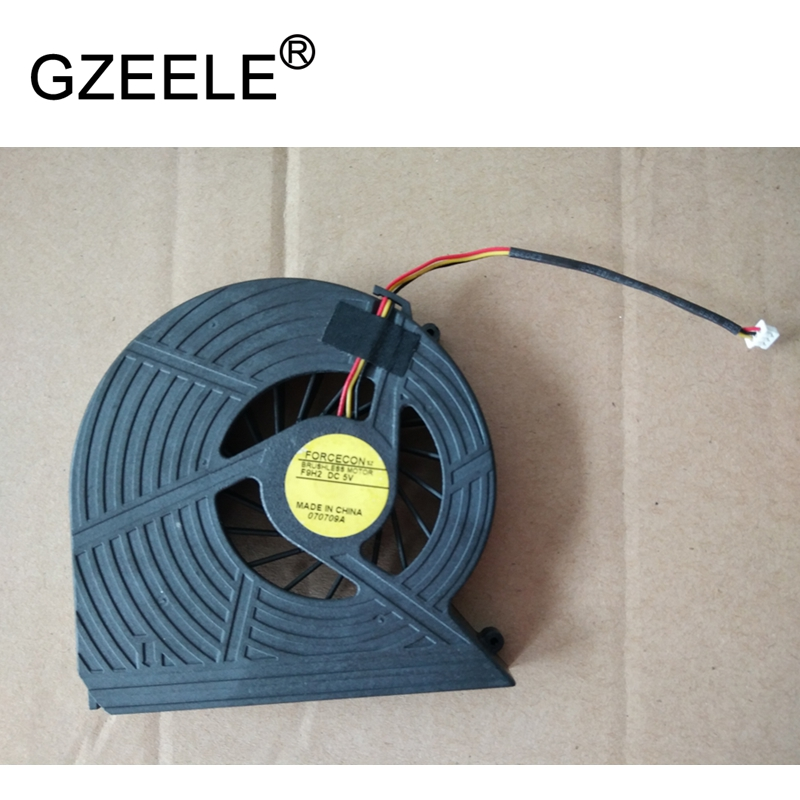GZEELE new Laptop cpu cooling fan for <font><b>Acer</b></font> <font><b>Aspire</b></font> 7736 7736Z 7736G <font><b>7736ZG</b></font> 7740 7740Z 7740G MG70130v1-Q020-S99 3 wire COOLER FAN image