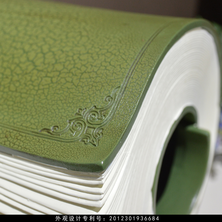 Creative European fashion wipes box cute vintage books molding resin tissue boxs carton paper napkin holder towel tube