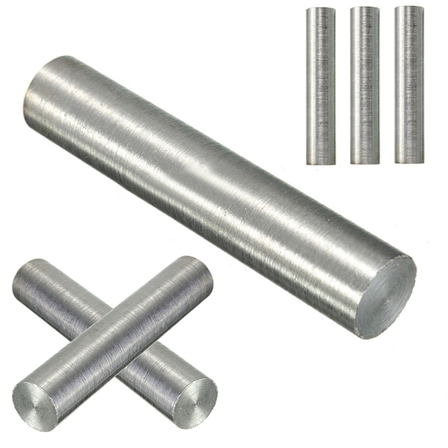 1pc 99 95 Pure Round Tungsten Metal Rod Bar Diameter 10mm Length 50mm Mayitr