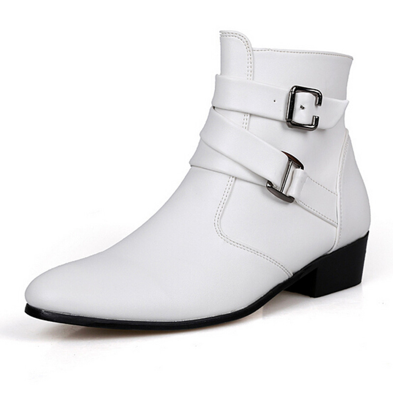 Online Get Cheap Mens White Boots -Aliexpress.com | Alibaba Group