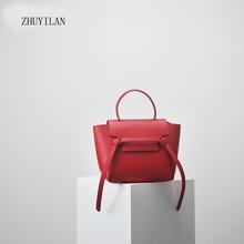 customized high quality fashion genuine handbag Palm print cow leather bag for woman bags trapeze multicolor shoulder handbags
