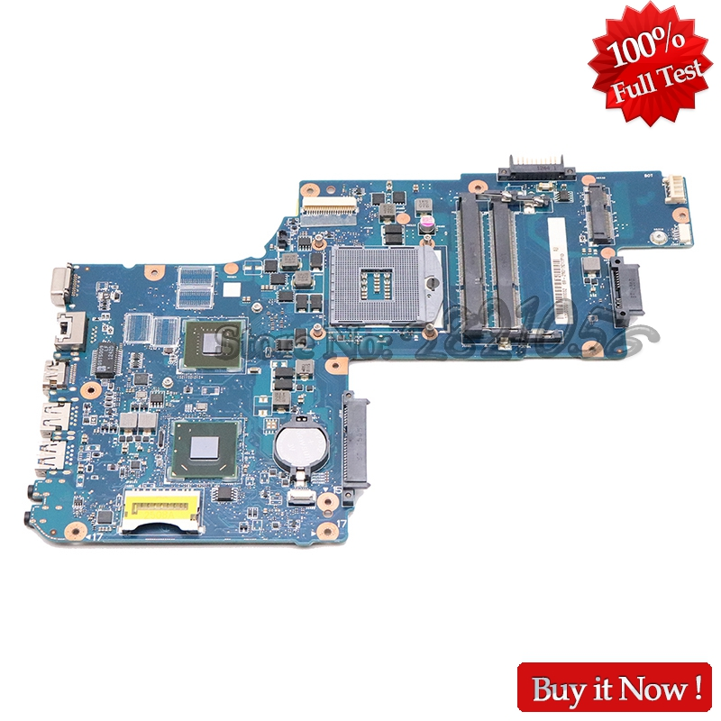 NOKOTION H000062020 H000061960 Laptop Motherboard For Toshiba Satellite C50 C55 Main Board 15.6'' GT710M HD4000 DDR3