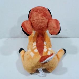 Мягкие мягкие плюшевые игрушки в стиле аниме «маленький олень Бемби», 35 см