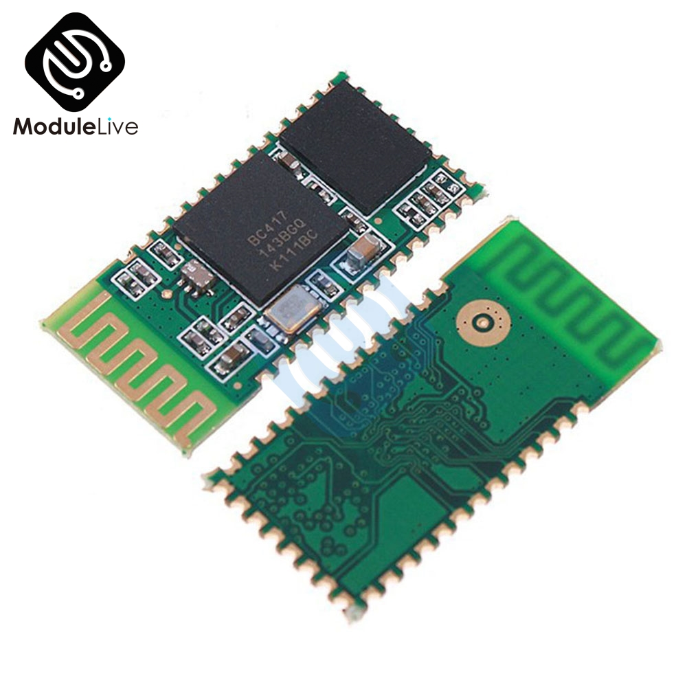 HC-06 <font><b>HC06</b></font> Wireless Serial Bluetooth RF Transceiver TTL for <font><b>Arduino</b></font> RF Industrial Bluetooth Module RS232 / TTL To UART Converter image