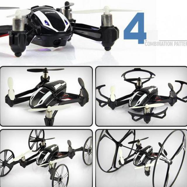 Drones Com Câmera Hd de Multi-Função Dron Rc Mini Quadcopter Drones Voando Câmera Helicóptero Profissional
