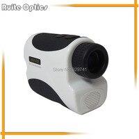 400m White Golf Laser Range Finder Laser Distance Meter Measuring Equipment With Pin Seeking Flag Model