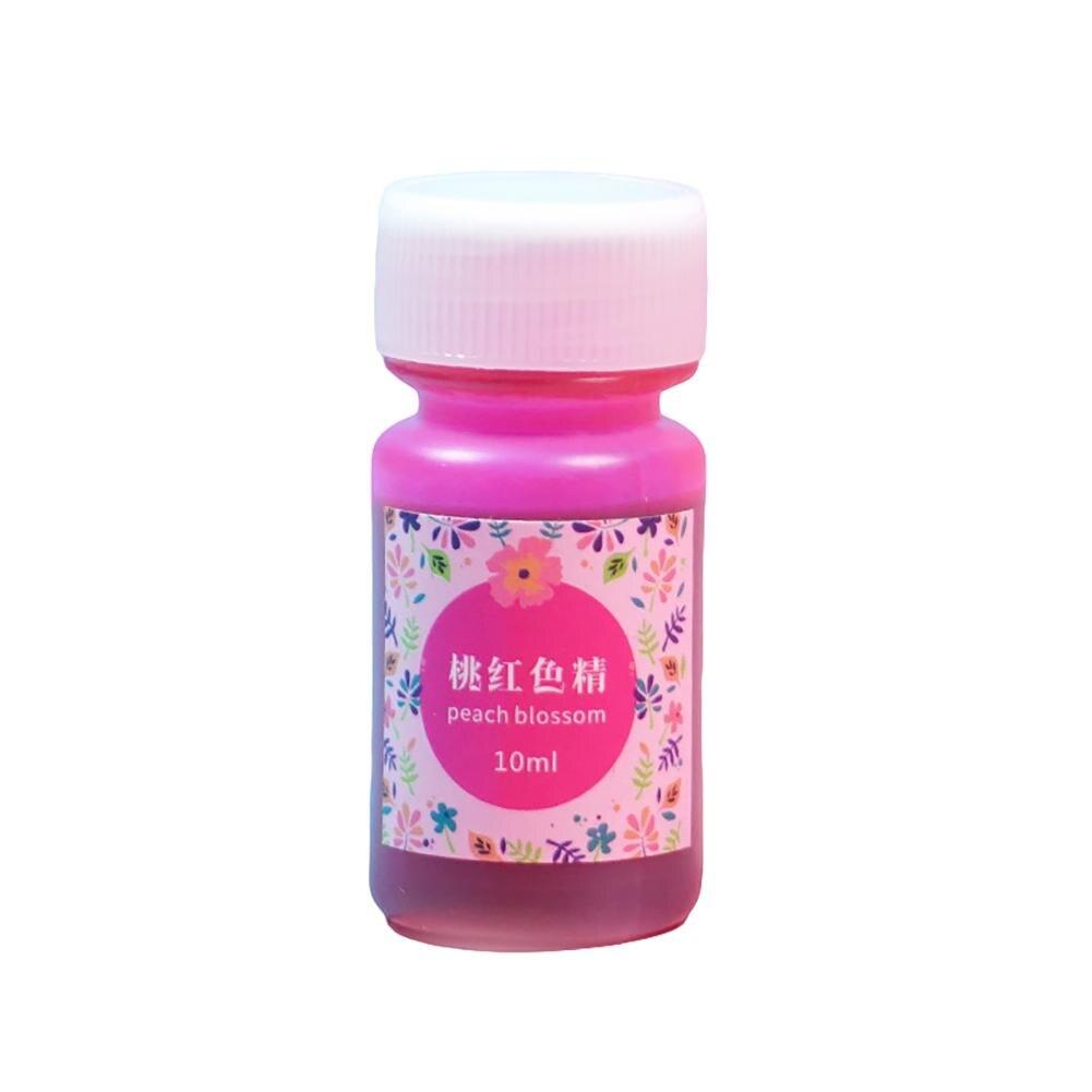 10g haute Concentration UV résine Colorant liquide Colorant Pigment époxy pour bricolage à la main fabrication de bijoux artisanat livraison directe