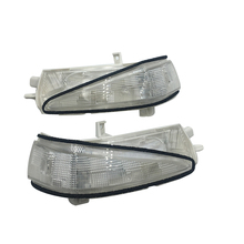 2 Pcs Car Rearview Side Mirror Lamp Turn Signal Lights Housing for Honda Civic 2006-2011 Replacement Parts 4 pcs ignition coil 30520rnaa01 for honda civic dx coupe 2 door 1 8l 2006 2011 oe c1580 uf 582 30520rnaa01 car accessories