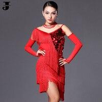 2016 Latin Dance Costumes For Women Dress&Collar&Shorts&Arm Wear Cha Cha/Rumba/Samba/Tango Skirt Latin Competition Dress DQ3067