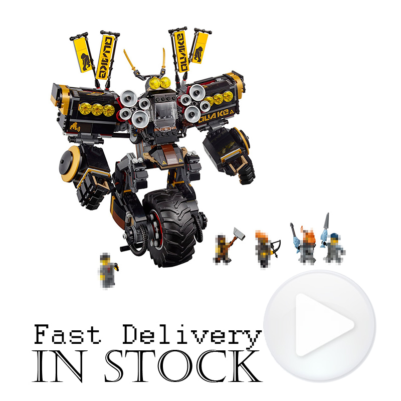 In Stock 06069 1346 Pcs Cole's Quake Meched Series Jay Kai A Gang's Unicycle Lepin Building Blocks Toys 70632 compatibie lepine 06069 1346 pcs ninjagoe quake mech set jay kai a gang s model building blocks toys for children compatible legoe 70632