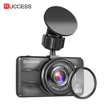 Ruccess Full HD 1080P CAR DVR 3.0 IPS Dash Cam with GPS CPL Car Camera Recorder for Car Super Night Vision 24H Parking Mode WDR(China)
