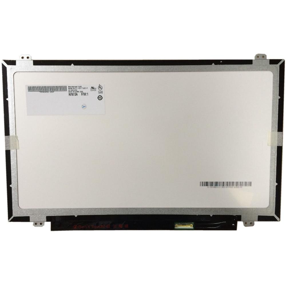 B140XTN03.2 fit B140XTN02.4.6. D.E.A N140BGE-EB3 eDP 30 broches pour Acer ACER V5-473B140XTN03.2 fit B140XTN02.4.6. D.E.A N140BGE-EB3 eDP 30 broches pour Acer ACER V5-473