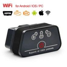 Original Vgate iCar2 Bluetooth obd OBD2 Scanner iCar 2 ELM327 Bluetooth Diagnostic Interface Code Scanner