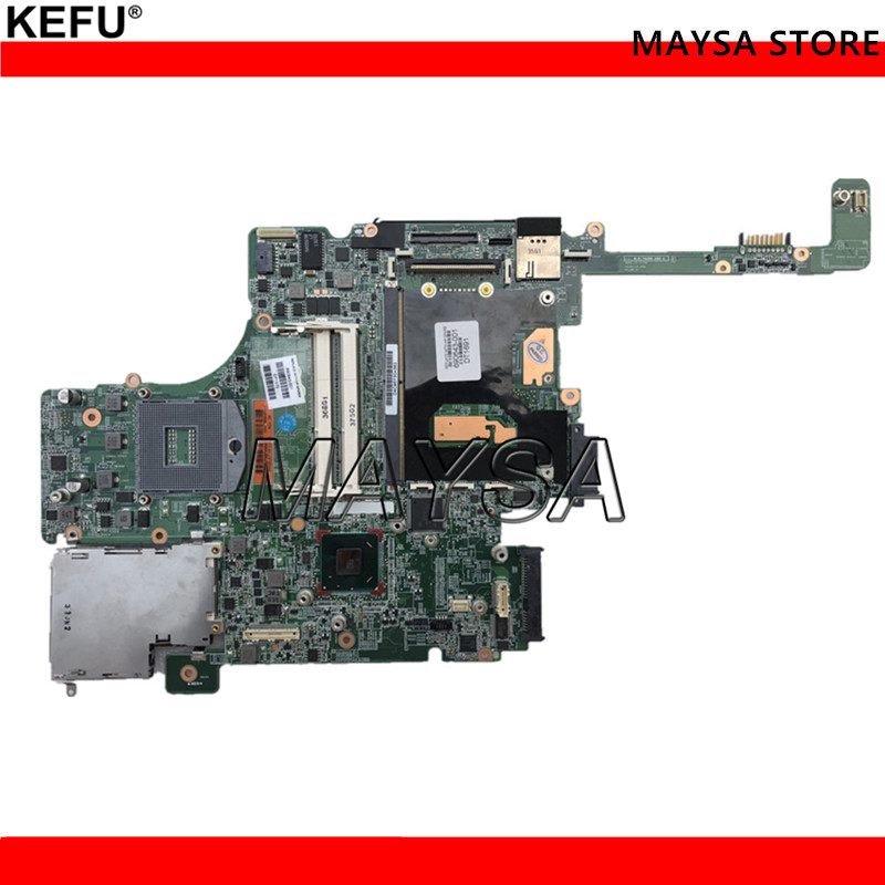 690643-001 690643-501 motherboard Fit For hp elitebook 8570W Notebook PC System board/main board HD4000 J8A with graphics slot new original 684318 001 for hp elitebook 8560w series laptop notebook motherboard system board 100
