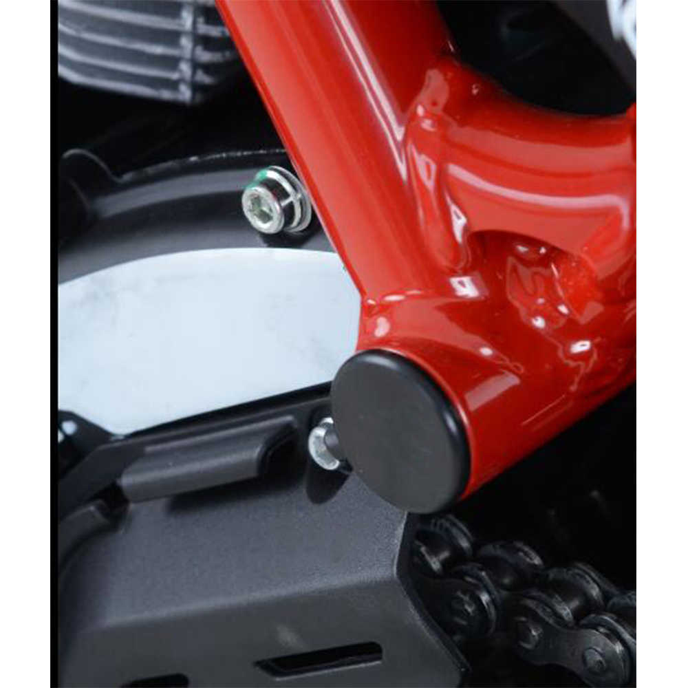 Tapón de montura tapa de agujero para Ducati MONSTER 797 desierto Sled Scrambler Sixty2 Classic 2017 2018 marco agujero cubierta enchufe Decoración