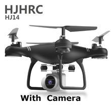 HJ14W 1080P Дрон FPV HD камера wifi передача в реальном времени RC Квадрокоптер 3 режима скорости Onekey возврат RC Дрон мини складной Дрон