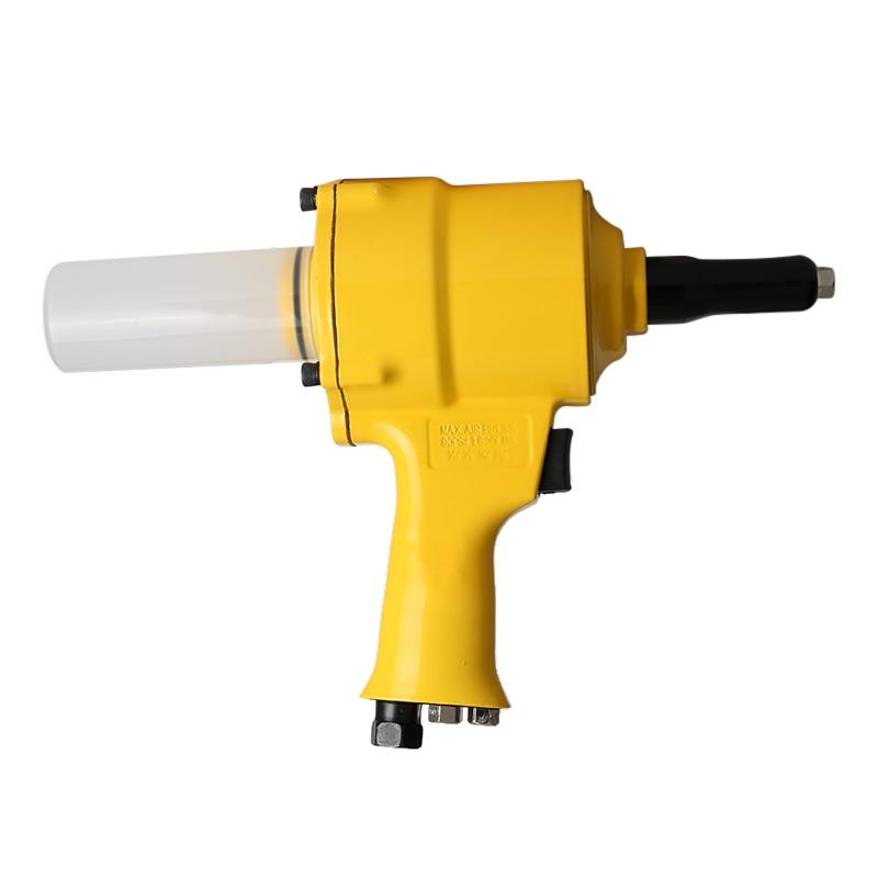 Pneumatic Air Hydraulic Pop Rivet Gun Riveter Industrial Nail Riveting Tool Multi-use Nut Guns Dropshipping
