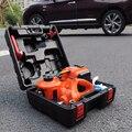 12 В 5Ton Автомобильный домкрат Электрический гидравлический домкрат переносной шинный домкрат электрический ключ ударная головка гаечный к...