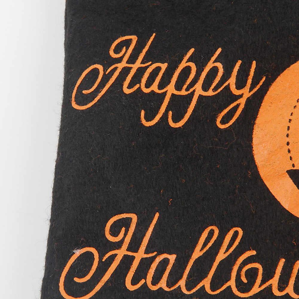 Bruxa da Abóbora de Halloween Festival Carta Impressão Saco de Açúcar Dos Doces caixa de Jóias Saco De Armazenamento Presente do Partido das Crianças Para Patry 10Aug 27
