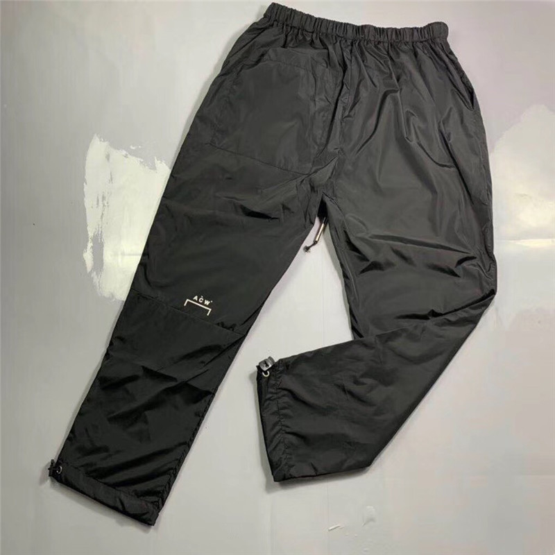 A-COLD-WALL ACW Pants Fashion Streetwear Jogger Nylon Ankle-Tied A-COLD-WALL Sweatpants Men Women ACW A-COLD-WALL Trousers Pants