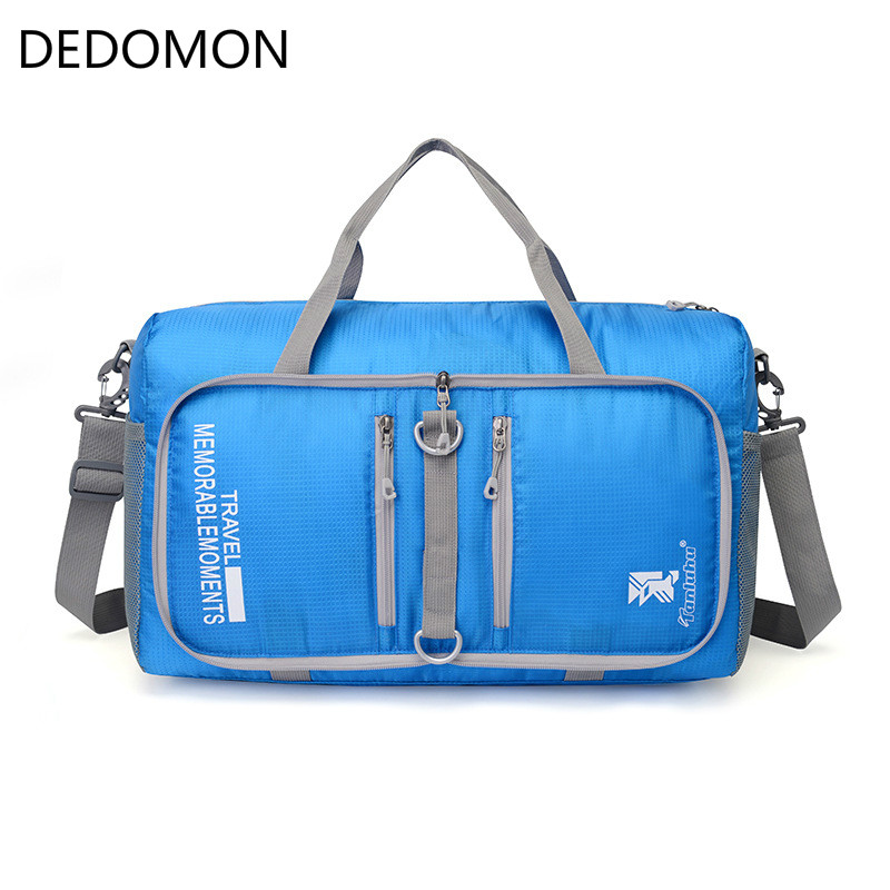 7a142bf76fc Pk Bazaar outdoor sport bag outdoor unisex large capacity foldable s ...