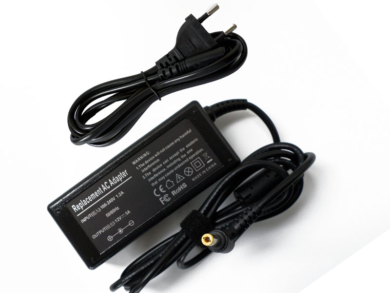 MPC Computer LCD TV POWER SUPPLY CORD