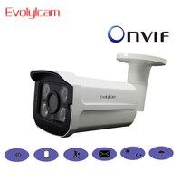 Evolylcam 2MP 1080 P HD IP Camera Micro SD/Thẻ TF Sony imx323 Onvif P2P Ngoài Trời Mạng CCTV Camera Âm Thanh Tùy Chọn Không Dây WIFI