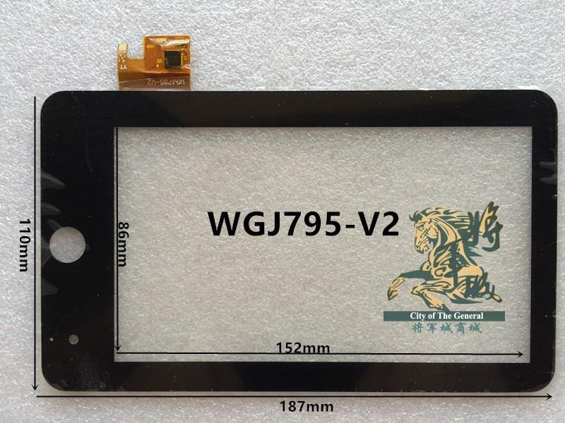 GENCTY For 7 inch WGJ795-V2 W-B