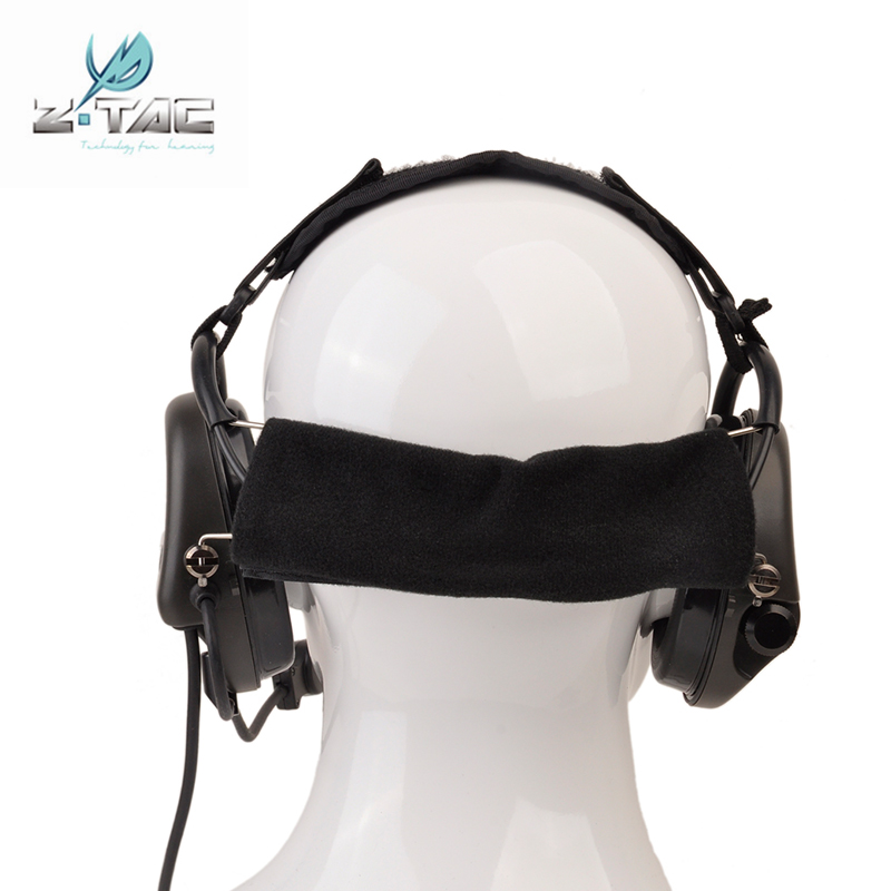 ouvido neckband headset ztac fone de ouvido 05