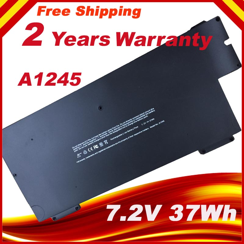 Brand New 37Wh Laptop Battery A1245 for Apple MacBook Air 13