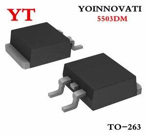 Image 2 -  5pcs/lot 5503DM 5503D 5503 TO 263 IC Best quality