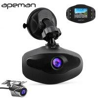 Apeman C470 1.5 Inch LCD Mini 1080P Dash Cam DVR Camcorder Novatek NTK96658 Full HD Video Recorder Camera With Parking Sensor