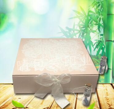 Custom Paper Packaging Box Cardboard Storage Red Triangle Carton Pack Box
