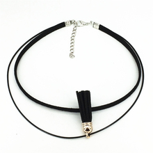 Black Velvet Choker for Women
