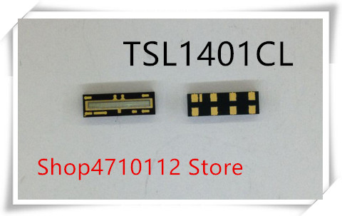 NEW 1PCS/LOT TSL1401CL TSL1401C TSL1401 Replacement For TSL1401R-LF TSL1401R
