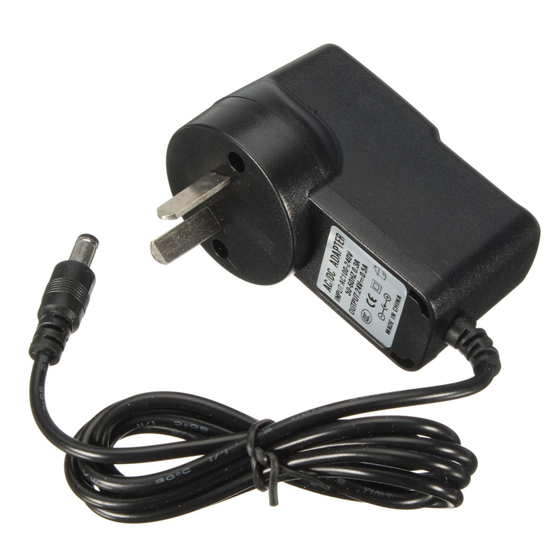 New AU Plug Converter Adapter AC 100-240V DC 24V 500mA AU Standard Power Adapter Charging Adapter US