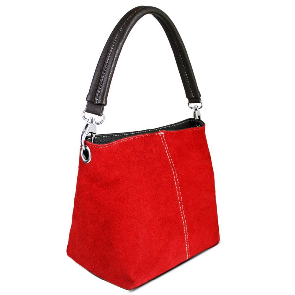 Compare Prices on Red Suede Handbag- Online Shopping/Buy Low Price ...