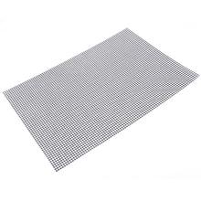 Антипригарные коврики для жарки барбекю высокозащищенная сетка форма коврик для барбекю с термостойкостью 33x40 см для активного отдыха