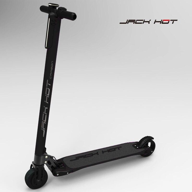100 original jack hot scooter the lightest electric. Black Bedroom Furniture Sets. Home Design Ideas