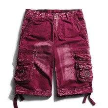 6a8616b6ed ICPANS Summer Casual Shorts Men Cargo 2019 Fashion Shorts Men Camouflage  Men Shorts Zipper Pocket Denim